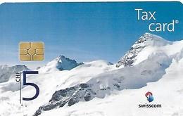CHF 5 Montagne / Snow Mountain - INTROUVABLE/ VERY RARE Neuve / Mint - Suisse