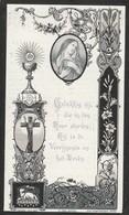Maria Magdalena Florizoone-adinkerke 1893-1918 - Images Religieuses