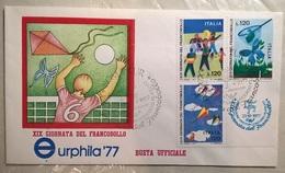 EURPHILA 1977 - Erinnofilia