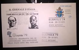 EURPHILA 1979 VATICANO - Erinnofilia