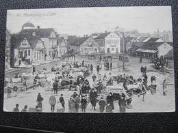 AK LIDA B. Grodno Feldpost 1916 //  D*41201 - Weißrussland