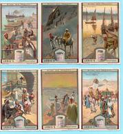 Serie Liebig S. 1005 Deutschland. Bilder Aus Aegypten. Scenes Of Egypt. - Liebig