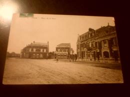 LOT DE 20 CPA / Rues - Bureaux De Poste - Villes Diverses - Postkaarten