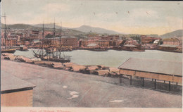 Part Of Hobart Wharves - Hobart