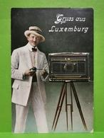 Gruss Aus Luxembourg - Postkaarten