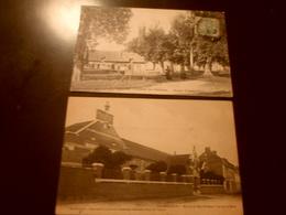 LOT DE 26 CPA / Les Ecoles - Villes Diverses - Cartes Postales