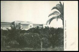 Greece Athens Zappeion Exposition Hall UNUSED UNDIVIDED Eleftheroudakis Edition - Grèce