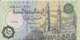 EGYPTE 50 PIASTRES 200? UNC P 62 - Egypt
