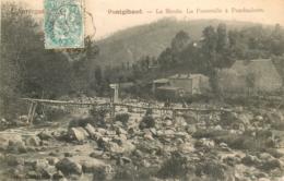 63* PONTGIBAUD La Sioule - Frankreich
