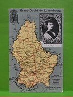 Grand-duché De Luxembourg, S. À. R. La Grand-Duchesse - Postkaarten