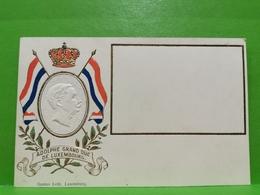 Adolphe Grand Duc De Luxembourg. GUSTAV Leib - Postkaarten