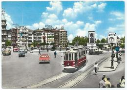 Turkey Istanbul Tram Tramway Strassenbahn Trolley Taksim Monument 50`s - Türkei
