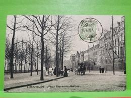 Luxemburg Maria Theresien-avenue - Postkaarten