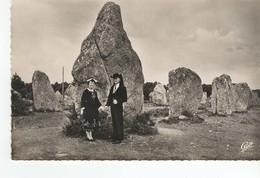 Carnac - Les Menhirs De Kermario - Carnac