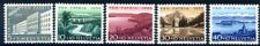 92281) LOTTO DI FRANCOBOLLI DELLA SVIZZERA 1955 - PRO PATRIA SERIE NUOVA ** - Alderney