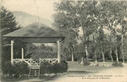 65* ARGELES GAZOST  Parc - Kiosque - Argeles Gazost