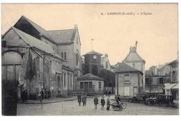 SANNOIS - L'Église - Pas Courante - Sannois
