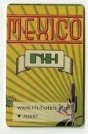 HGC 14071 Mexico Nh-hotels - Cartas De Hotels