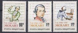 ALBANIA -  1991 - Serie Completa Composta Da 3 Valori Nuovi MNH: Yvert 2264/2266. - Albania