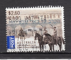 ##31, Australie, Australia, Pont, Bridge, Cheval, Horse, Militaria, émission Commune, Joint Issue, Israel, Beershena - 2010-... Elizabeth II