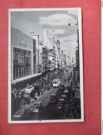 > Argentina  Buenos Aires Avenida Corrientes      Has Stamp & Cancel      Ref 3760 - Argentinië
