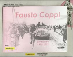 Folder Fausto COPPI - Edizione Gazzetta Dello Sport - Cyclisme