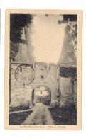 27 - Le BEC-HELLOUIN - Porte De L'Abbatiale - 1935 (H166) - France