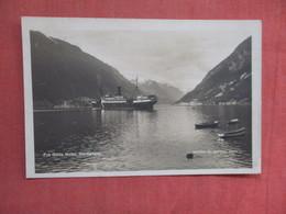 RPPC Hardanger    Norway   Has Stamp & Cancel      Ref 3760 - Noorwegen