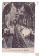 38 GRENOBLE Le Grand Hotel Le Restaurant - Grenoble