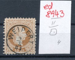 Österreich-    Stempel- Type   O   (ed8943  ) Siehe Scan - 1850-1918 Empire