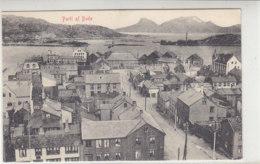 Parti Af Bodö - Um 1910 - Noorwegen