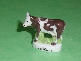 Fèves / Animaux : Vache , Ferrandaise   T63 - Tiere