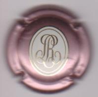 Capsule Champagne ROEDERER Louis ( 115b ; Contour Rosé ) {S50-19} - Champagne