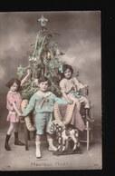 LOT//214.....16 CPA NOEL ...LES SAPINS - Postkaarten
