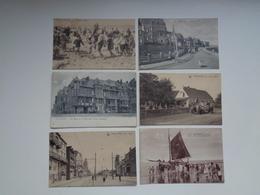 Beau Lot De 20 Cartes Postales De Belgique  La Côte    Mooi Lot Van 20 Postkaarten Van België   Kust  - 20 Scans - Postkaarten