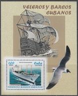 2005Cuba4711/B200Sea Fauna / Ships - Vie Marine