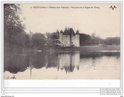 18 . Cher : Oizon . Le Chateau De La Verrerie . - France