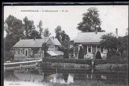 AISONVILLE L ABREUVOIR CP ALLEMANDE - Frankreich