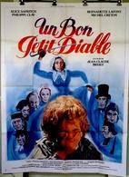 Aff Ciné Orig UN BON PETIT DIABLE (1983) JC Brialy A Sapritch 120x160 Illus Landi Comtesse De Ségur - Affiches & Posters