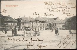 Hungary - Üdvözlet Paparol - Ungarn (1913) - Hongrie