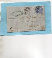 Port De La NOUVELLE '10) Sur N°78,L.A.C. Du 20/11/76. - Postmark Collection (Covers)