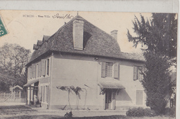 BURCIN Une Villa ( Douillet ? ) - France