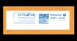Bund / Germany: Stempel 'Ostbayern - Golf, 2019' / Cancel 'East Bavaria' - Golf