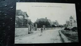 160 - CROIX DE VIE (Vendée) - Les Chalets Sur La Route De Sion - Francia