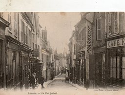 Auxerre -   La  Rue  Joubert - Auxerre