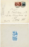 ITALIE ENV 19?? BOLOGNA FERROVIA + VERSO VIGNETTE - 1946-.. République