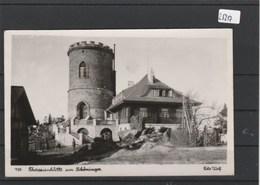 Ansichtskarte Theresienhütte Am Schöninger Als Feldpost Gelaufen Gebrauchsspuren - Sin Clasificación
