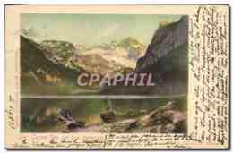CPA Der Gosau See Mit Dem Dachstein - Non Classificati
