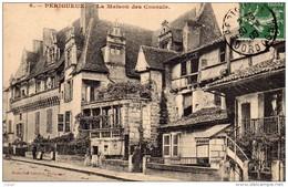 PERIGUEUX - La Maison Des Consuls  Carte écrite En 1909  2 Scans  TBE - Périgueux