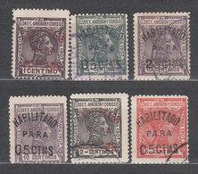 Elobey Correo 1908 Edifil 50A/F O   N� 50A Con Defecto - Elobey, Annobon & Corisco